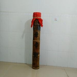 2012年 班章古树茶叶 普洱茶生茶 10公斤/筒 1筒