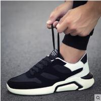 新款百搭韩版ins同款潮流运动休闲网面潮鞋男士板鞋旅游户外男鞋