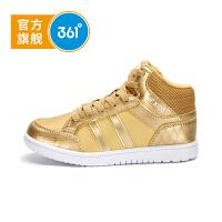 361°361度童鞋女童运动鞋儿童滑板鞋N81742701