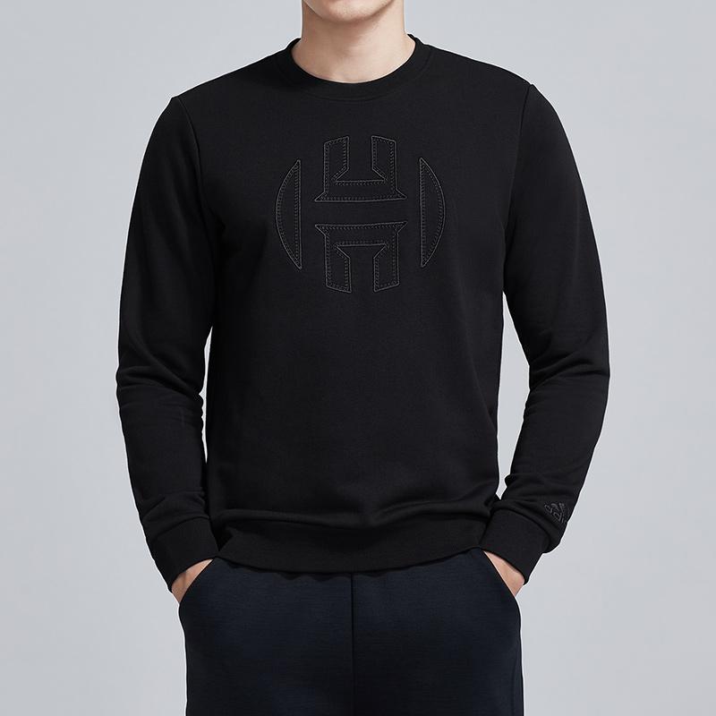 adidas阿迪达斯男服卫衣2019新款HARDEN圆领篮球套头衫运动服DP5708 活力出游!满199-10!满300-40!满600-80!