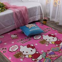 北欧地毯卧室加厚可爱客厅地垫茶几飘窗垫家用垫子可定制