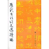 历代书法论文选续编(新版) 崔尔平 上海书画出版社