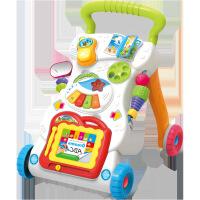 儿童玩具婴儿推车学步车送水箱预防O型腿手推车多功能学步车 无级调速 带配重 学步车