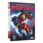 漫威英文原版漫画 钢铁侠 Marvel Invincible Iron Man 钢铁侠#1-14 漫威宇宙英雄 进口英