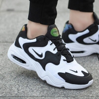 Nike耐克女鞋AIR MAX 2X气垫运动鞋休闲跑步鞋CK2947-100