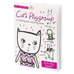 Cat's Playgroup小猫的游戏组 亲子互动书 英文原版儿童读物