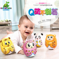 美致春天宝宝 大号不倒翁摆件点头娃娃 宝宝婴儿玩具0-1岁