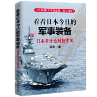 看看日本今日的军事装备