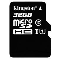 金士顿TF 32G Class10 Micro SD高速TF卡 32GB 手机内存卡 c10