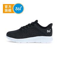 【下单立减2折价:51.8】361度童鞋男童跑鞋儿童透气运动鞋中大童鞋子休闲N71823515