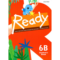 牛津小学英语教材 Oxford Ready 6B Student's Book 学生用书