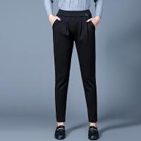 加绒裤子女冬季外穿2018新款加厚打底裤高腰大码保暖裤黑色小脚裤