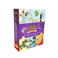 逻辑狗小学提升版第五阶段适合11岁以上儿童思维训练早教益智玩具 精装版