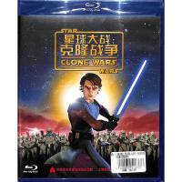 (新索)星球大战-克隆战争-蓝光影碟DVD( 货号:7799738864)