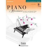 Piano Adventures: Level 2B: Performance Book (2nd Edition)