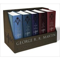 中图:GRRMLEATHER-CLOTHBOXEDSET
