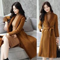 冬季大衣棉衣女气质显瘦中长款外套时尚潮流女装