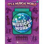 【预订】It's a Musical World: Multicultural Collection of Songs