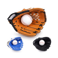 棒球手套儿童垒球手套 投手手套 儿童少年全款加厚款