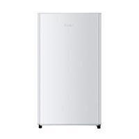 Haier 海尔 BC-93TMPF 93升单门冰箱,精巧占地小;时尚外观,无边框暗把手设计,不易藏灰;7档温度可调,全宽微冻室。