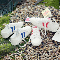 环球网鞋女秋季百搭韩版潮小白鞋透气休闲鞋学生街拍板鞋