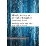 【预订】Quality Assurance in Higher Education Contemporary Deba