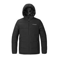 Columbia/哥伦比亚户外秋冬新品男款热能保暖550蓬羽绒服WE0012 WE0012010