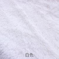 南韩绒毛绒布料柜台布装饰布拍摄背景布地毯沙发靠枕面料长毛绒布