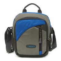 户外运动小包男女通用休闲包旅游单肩斜挎包手提小包尼龙防水布包
