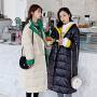 【年货节 直降到底】2020新款秋冬棉服女长款宽松学生bf棉衣闺蜜装面包服外套保暖