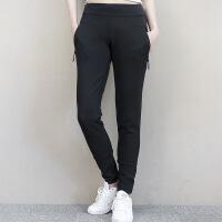 Adidas阿迪达斯 女子 运动休闲长裤 训练透气针织长裤 BR1900
