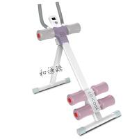 美腰机收腹机家用瘦腰机懒人运动可折叠健腹器健身器材美腹过山车