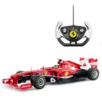 车模法拉利F1赛车遥控车 大型玩具车模型充电儿童遥控汽车