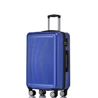 拉杆旅行包 女当度拉链箱子包皮拉杆箱男女密码锁行李箱万向轮英寸大容量女士