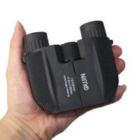 便携式小保罗口袋望远镜OUJIN10x25双筒望远镜高清高倍微光夜视望远镜