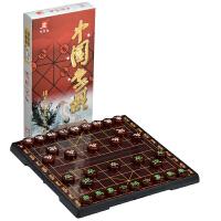 20180411193719643中国象棋先行者 大号便携磁性折叠式棋盘 儿童学生家用象棋套装