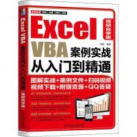 Excel VBA案例实战从入门到精通 视频自学版 机械工业出版社