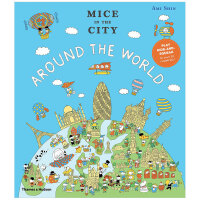 【T&H】Mice in the City: Around the World,城市中的老鼠:环游世界
