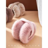 耳罩冬女可�鄱�季保暖耳包防�龆�帽耳套�o耳朵神器��s可折�B耳暖
