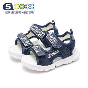 500cc儿童机能鞋宝宝鞋子软底学步鞋凉鞋夏露趾1-3-6岁沙滩鞋凉鞋