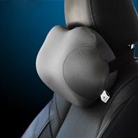 汽车头枕护颈枕颈椎枕车座椅枕头腰靠透气四季头枕内饰用品
