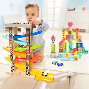 特宝儿 早教益智两件套玩具1-2-3岁儿童玩具