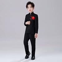 男童礼服儿童西服套装男孩帅气小西服英伦风童装