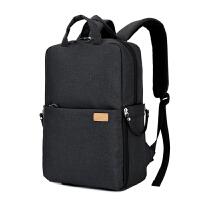 单反相机包女男双肩包摄影背包m3 80d尼康索尼微单相机包
