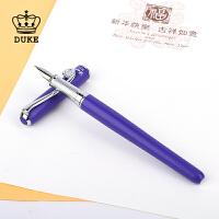 公爵duke钢笔金属学生练字女士签字笔COSMOS系列礼盒装