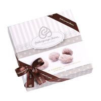 巴布洛Paplo/扁桃仁玛丽饼干巧克力豆120g/盒