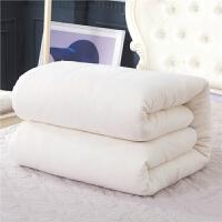 新疆长绒棉花被芯加厚单双人冬被垫絮婴儿童被手工褥子床垫春秋胎 1