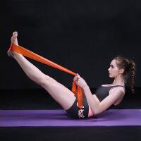瑜伽带拉筋带拉筋皮扁皮筋拉伸带伸展带瑜伽用品弹力阻力带