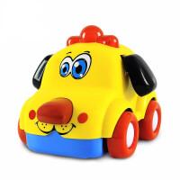 儿童玩具 电动万向小狗玩具汽车宝宝儿童早教益智礼盒装生日礼物 默认