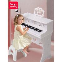 ���星��I�子琴小�琴�和�玩具初�W者2-3�q1家用�筒女孩����